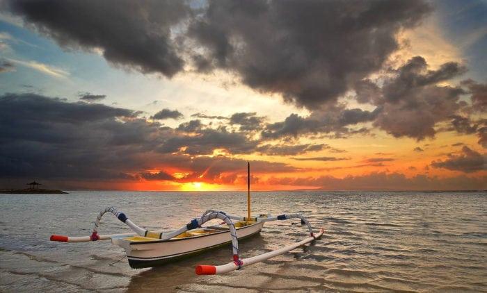 ทะเลบาหลี Sanur Beach เที่ยวบาหลี เที่ยวบาหลีด้วยตัวเอง ทะเลบาหลี เที่ยวบาหลีเดือนไหนดี