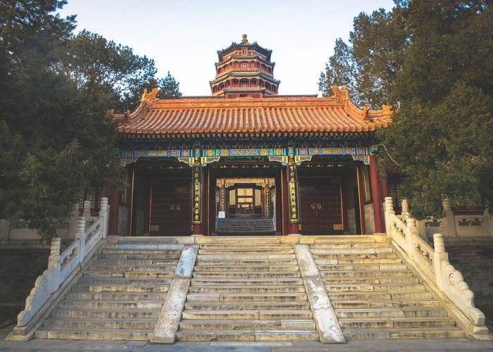กำแพงเมืองจีน วังซูสีไทเฮ