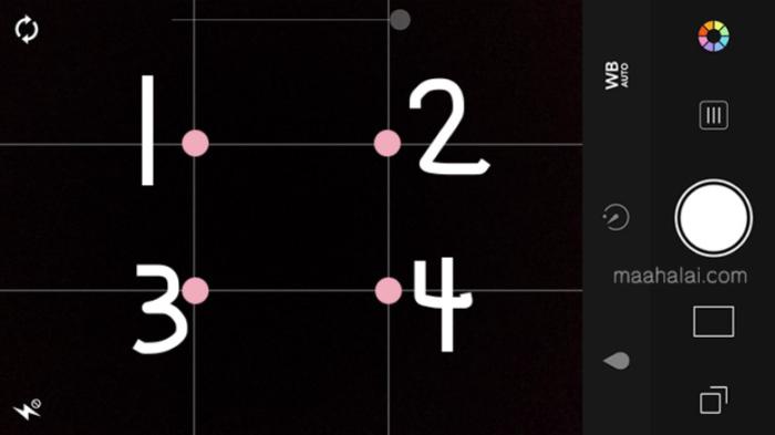 ถ่ายรูปยังไงให้สวย grid