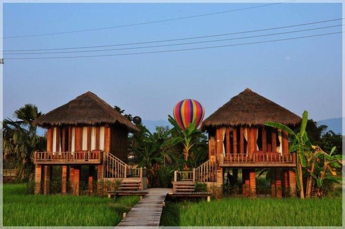 เที่ยววังเวียงลาว Vieng Tara Villa