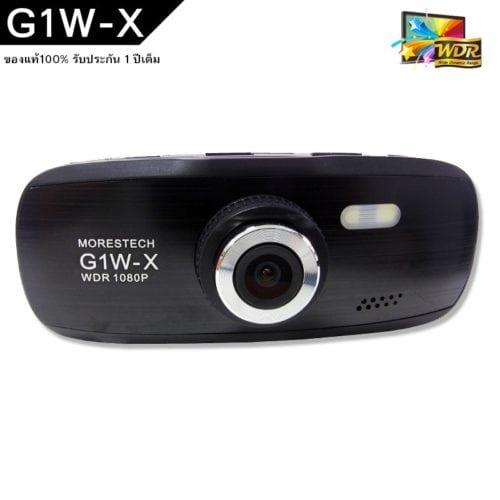 ติดกล้องหน้ารถ G1W-X