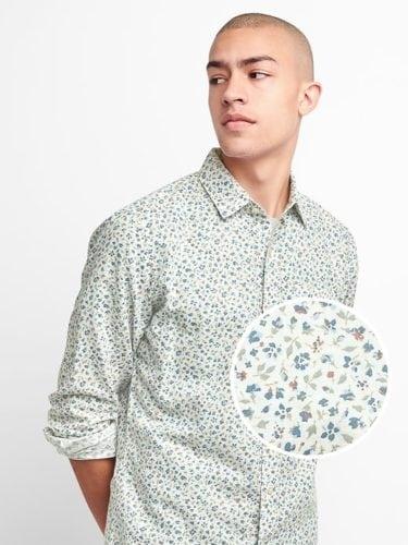 เสื้อลายดอกสงกรานต์ ลายดอกน่ารัก เสื้อลายดอก ชุดฮาวาย เสื้อสงกรานต์ เสื้อลายดอกสงกรานต์