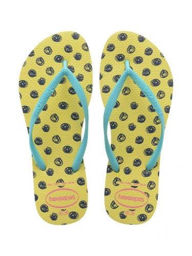 รองเท้าแตะเพื่อสุขภาพ HAVAIANAS รองเท้าแตะผู้หญิงแบรนด์ รองเท้าแตะ รองเท้าแฟชั่น รองเท้าผู้หญิง