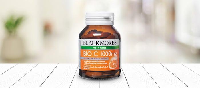 วิตามินซียี่ห้อไหนดี Blackmores