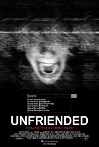 หนังออนไลน์ ผี Unfriended (2015)