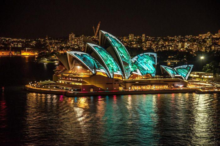 เที่ยวออสเตรเลียด้วยตัวเอง ซิดนีย์ เมลเบิร์น Opera House