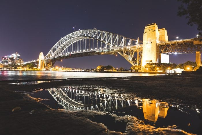 เที่ยวออสเตรเลียด้วยตัวเอง Harbour Bridge