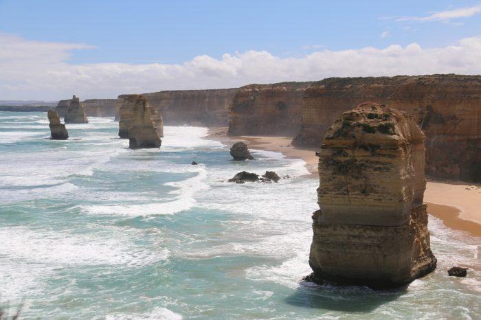 เที่ยวออสเตรเลียด้วยตัวเอง Great Ocean Road