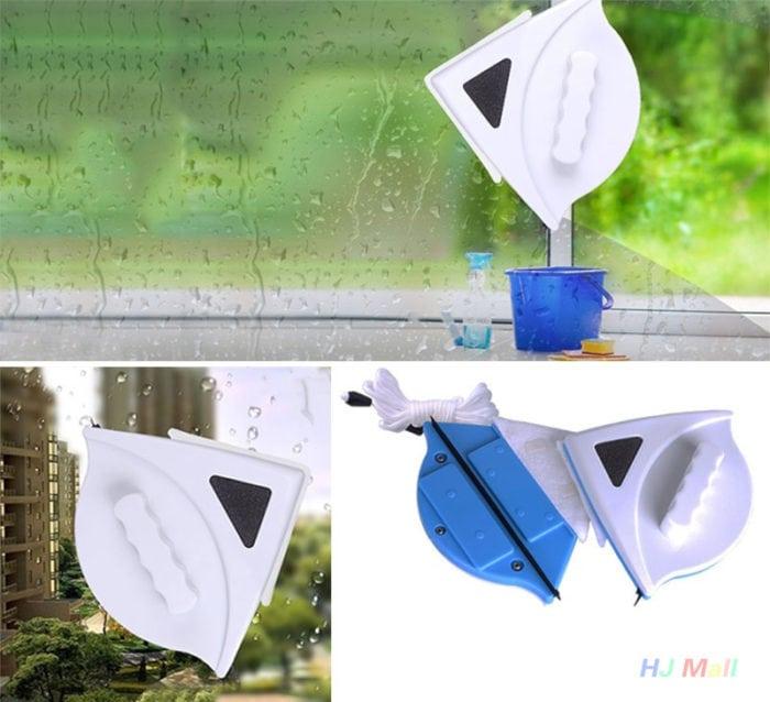 อุปกรณ์ทำความสะอาด Coolthings ที่เช็ดกระจก แม่เหล็ก 2ด้าน