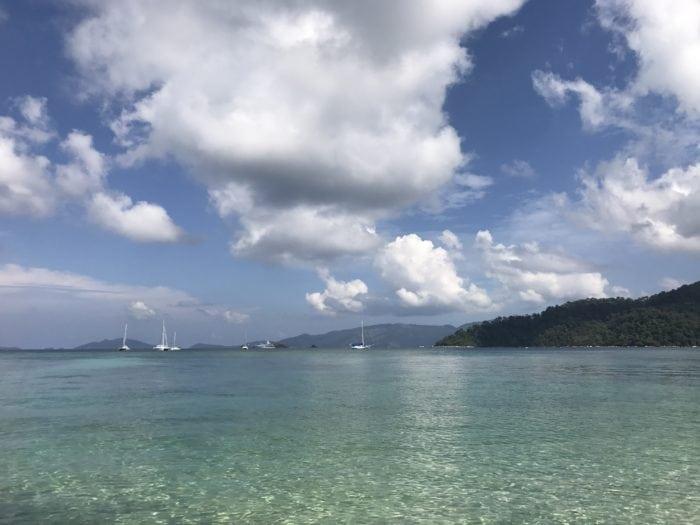 เที่ยวเกาะหลีเป๊ะ 3