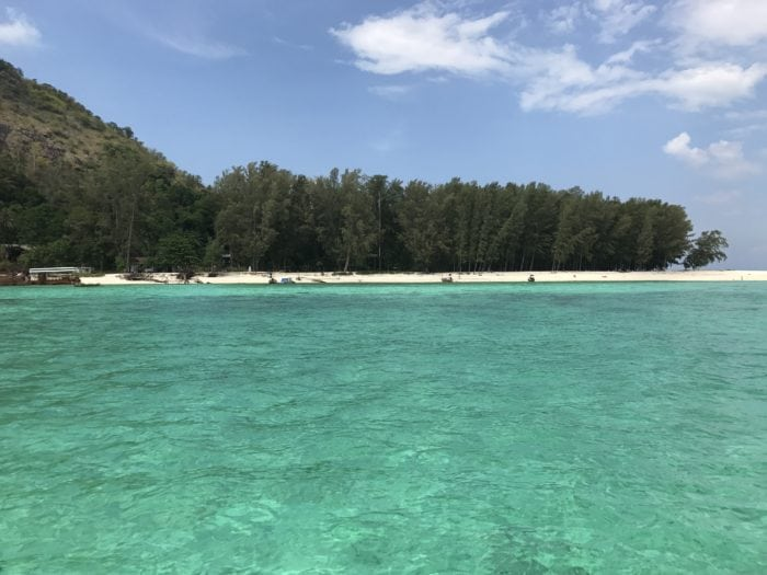 เที่ยวเกาะหลีเป๊ะ 12