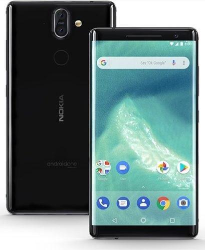 ซื้อโทรศัพท์รุ่นไหนดี 2018 Nokia 8 Sirocco
