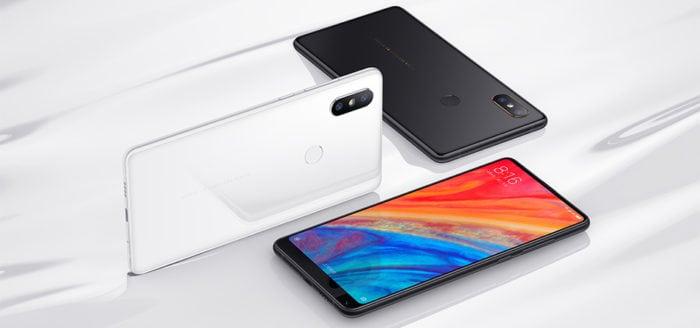 ซื้อโทรศัพท์รุ่นไหนดี 2018 Xiaomi Mi Mix 2S