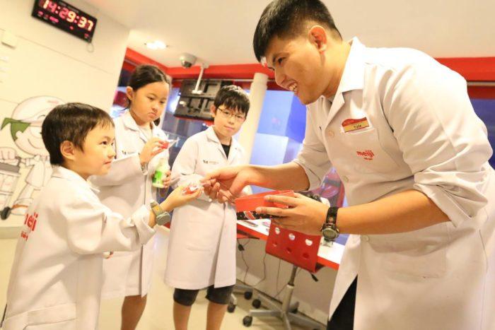 กิจกรรมเด็กปิดเทอม KidZania Bangkok