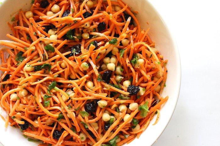 อาหารลดพุง สลัดแครอทถั่วพิสตาชิโอ้