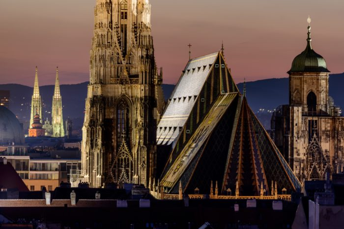 ยื่นวีซ่าออสเตรีย สถานปัตยกรรมสวยงาม