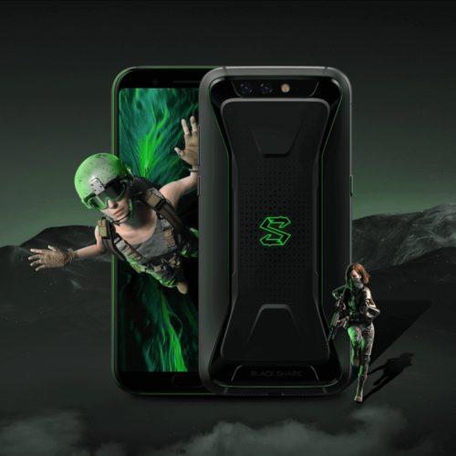 มือถือเล่นเกม 2018 Xiaomi Black Shark