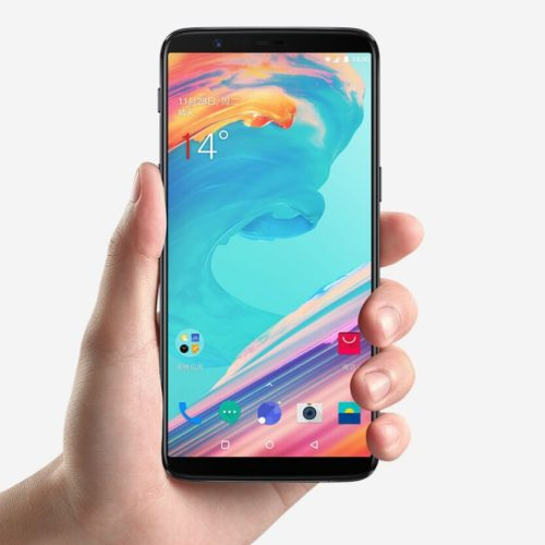 มือถือเล่นเกม 2018 OnePlus 5T