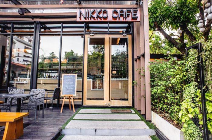 ร้านชาเขียว Nikko Cafe