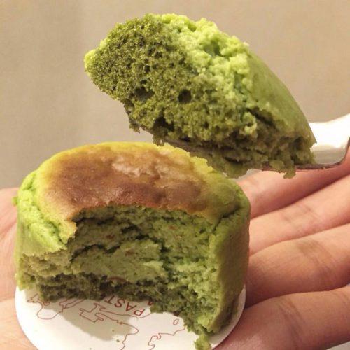 ร้านชาเขียว Snaffles ชีสเค้ก