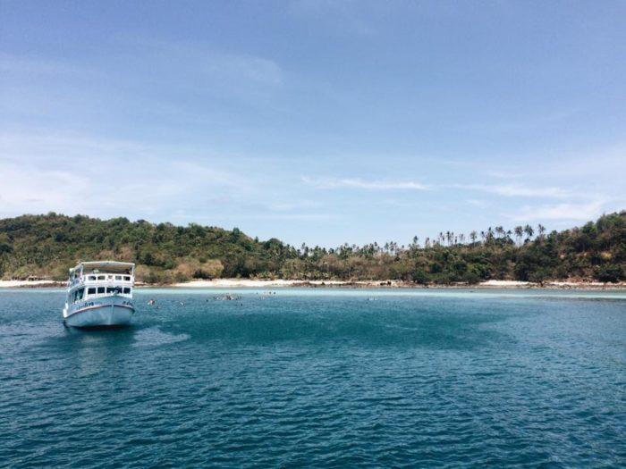 เกาะทะลุ ประจวบ ทัวร์ดำน้ำ