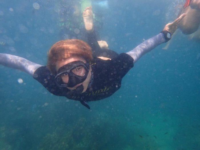 เกาะทะลุ ประจวบ ดำน้ำหาปะการัง