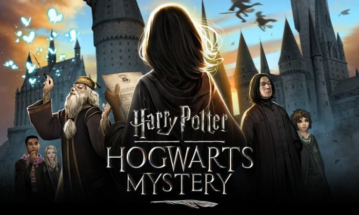 เกมน่ารัก Harry Potter Hogwarts Mystery