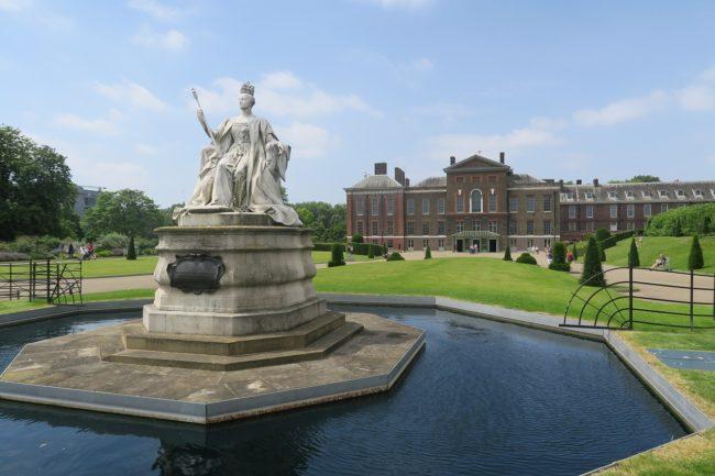 เจ้าชายแฮรี่ Kensington Palace