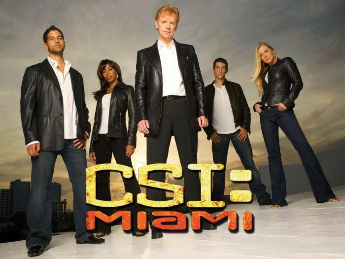 เมแกน มาร์เคิล CSI Miami