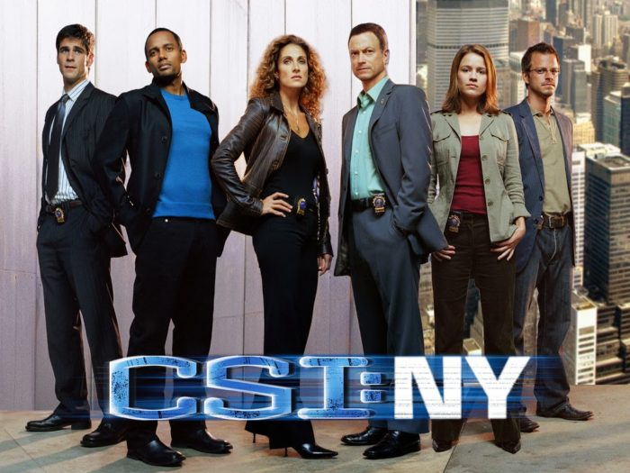เมแกน มาร์เคิล CSI NY