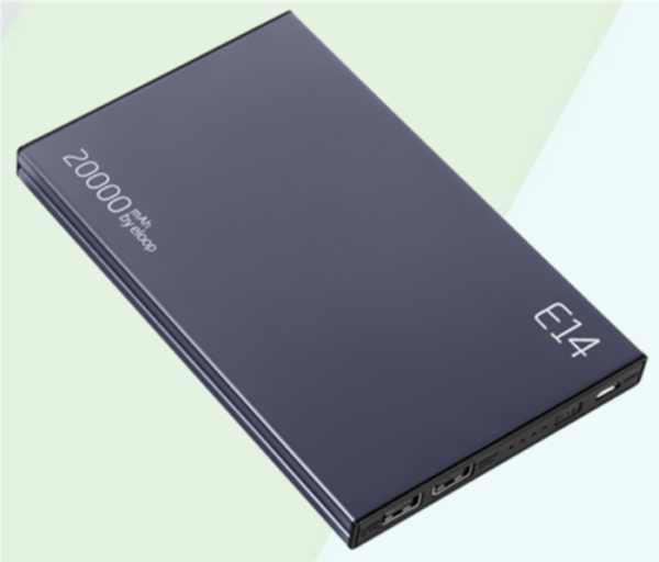 แนะนำ Power Bank Eloop-E14