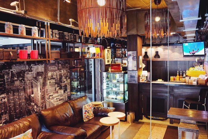 ร้านกาแฟเก๋ๆ Cafe Undici