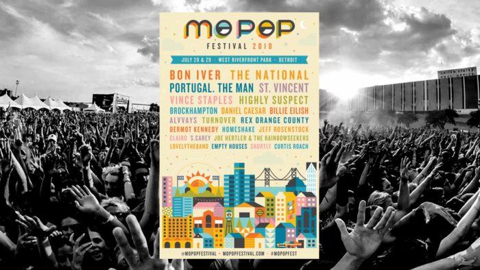เทศกาลดนตรี 2018 Mo Pop Festival 2018