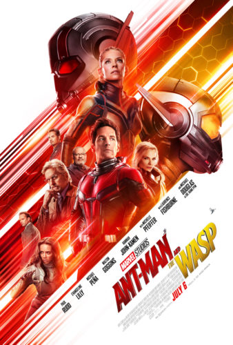 หนังเข้าใหม่ 2018 Ant-Man and the Wasp