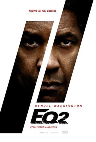 หนังเข้าใหม่ 2018 The Equalizer 2