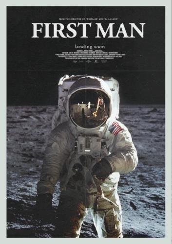 หนังเข้าใหม่ 2018 First Man
