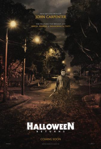 หนังเข้าใหม่ 2018 Halloween