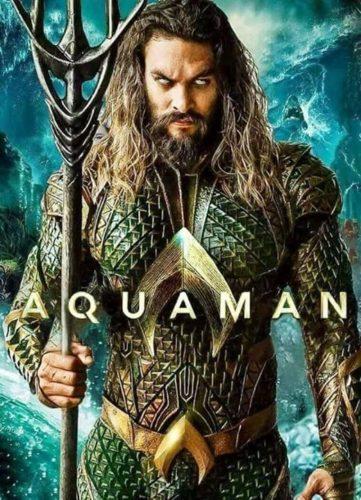 หนังเข้าใหม่ 2018 Justice League Aquaman