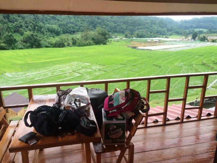 เชียงใหม่หน้าฝน แม่กลางหลวงวิลล่า ที่เที่ยวหน้าฝน หน้าฝนเที่ยวไหนดี หน้าฝน เที่ยวเชียงใหม่ หน้าฝน