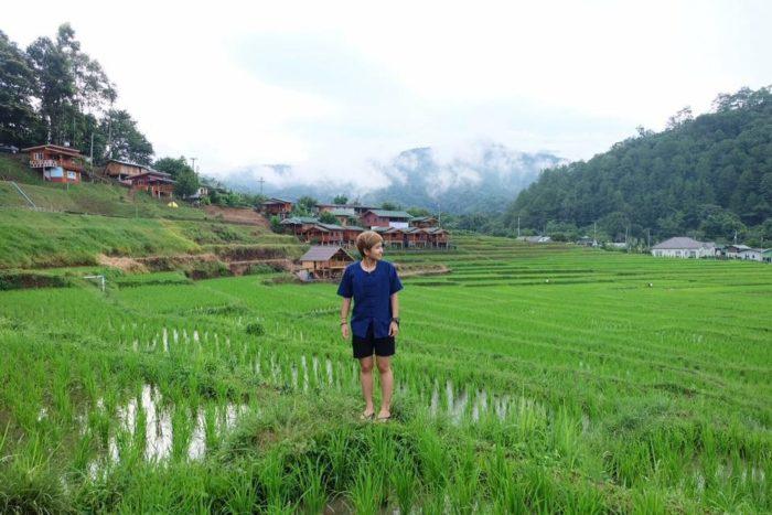 เชียงใหม่หน้าฝน แม่กลางหลวงวิวล่า ที่เที่ยวหน้าฝน หน้าฝนเที่ยวไหนดี หน้าฝน เที่ยวเชียงใหม่ หน้าฝน