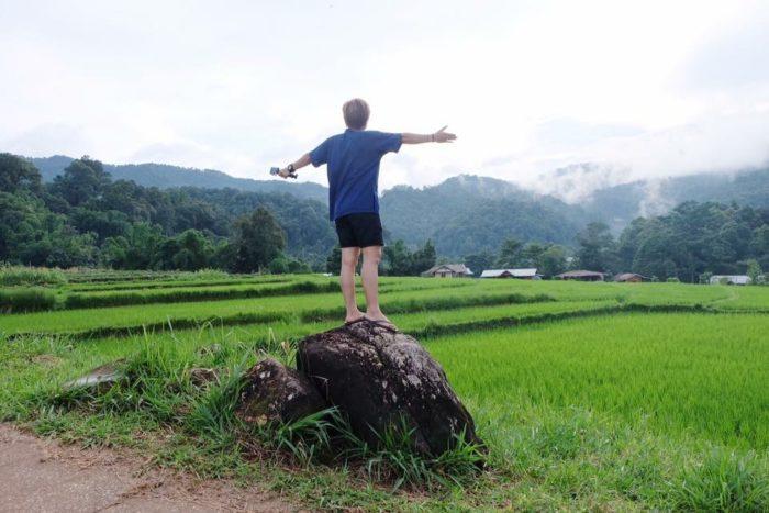 เชียงใหม่หน้าฝน แม่กลางหลวงวิวล่า 3 ที่เที่ยวหน้าฝน หน้าฝนเที่ยวไหนดี หน้าฝน เที่ยวเชียงใหม่ หน้าฝน