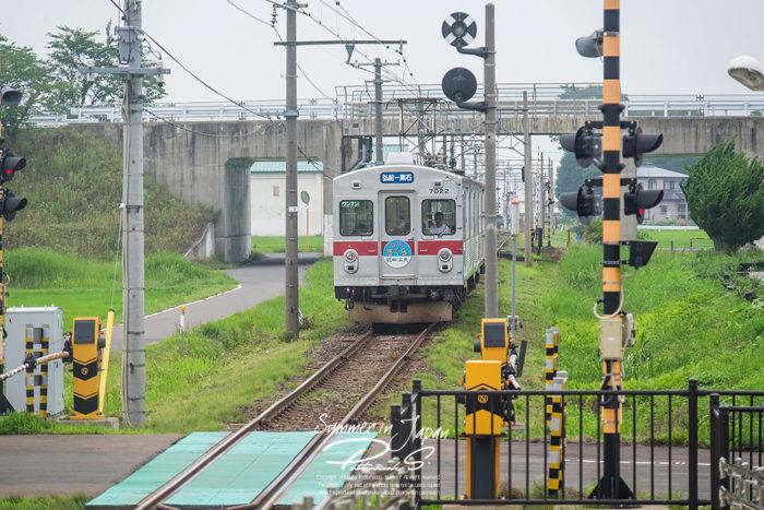เที่ยวญี่ปุ่นหน้าร้อน สถานี Tamboato