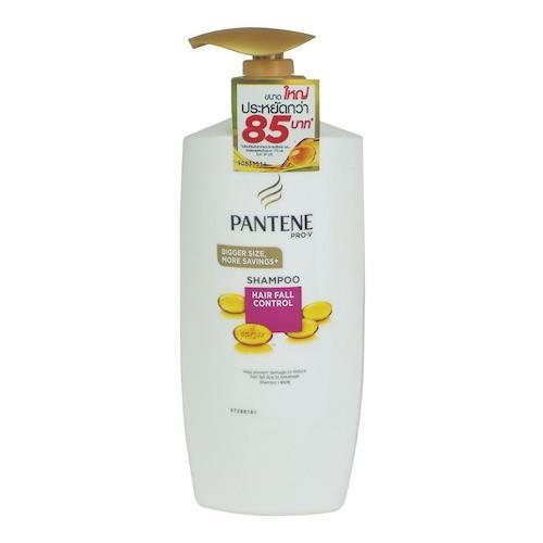 ผมร่วงทำไงดี Pantene Hair Fall Control Shampoo