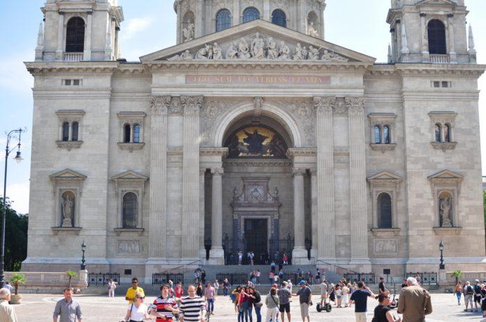 เที่ยวบูดาเปสต์ St. Stephen's Basilica 1