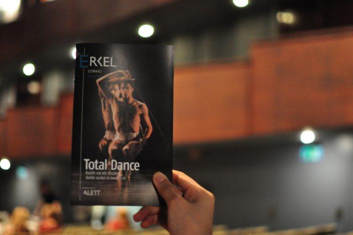 เที่ยวบูดาเปสต์ Ballet show Total Dance