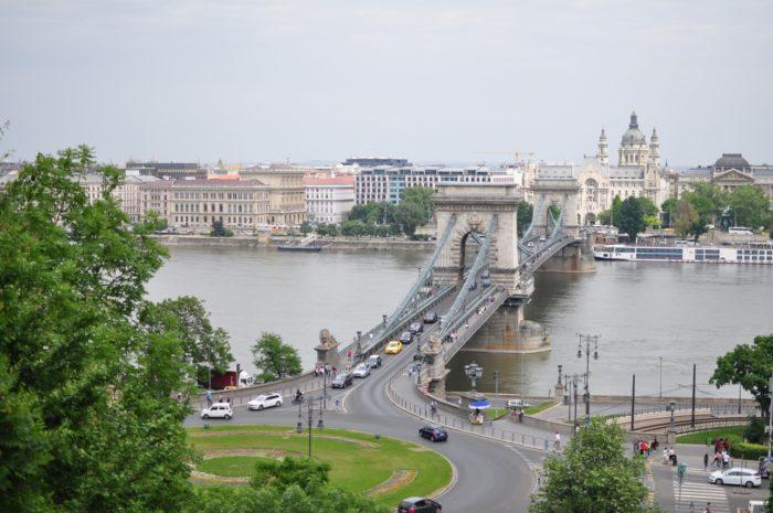 เที่ยวบูดาเปสต์ Buda Castle 2