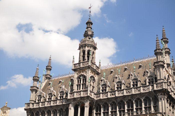 เที่ยวบูดาเปสต์ Grand Place 2