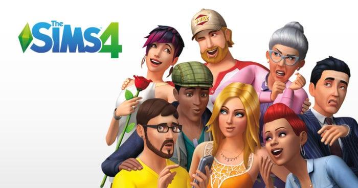 เกมจัดบ้าน The Sims 4