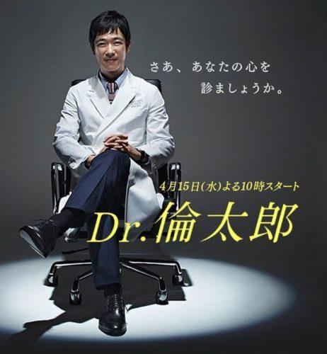 ซีรีย์ญี่ปุ่นน่าดู Dr.Rintaro