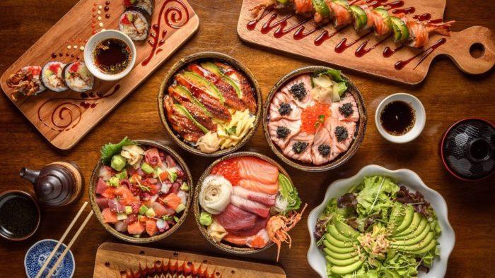 กินตามกรุ๊ปเลือด Masu Maki & Sushi Bar